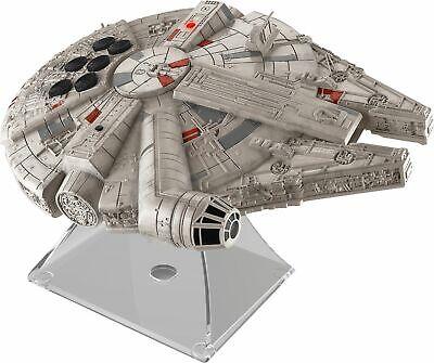 eKids - Star Wars Millenium Falcon Portable Bluetooth Speaker - Black/Tan