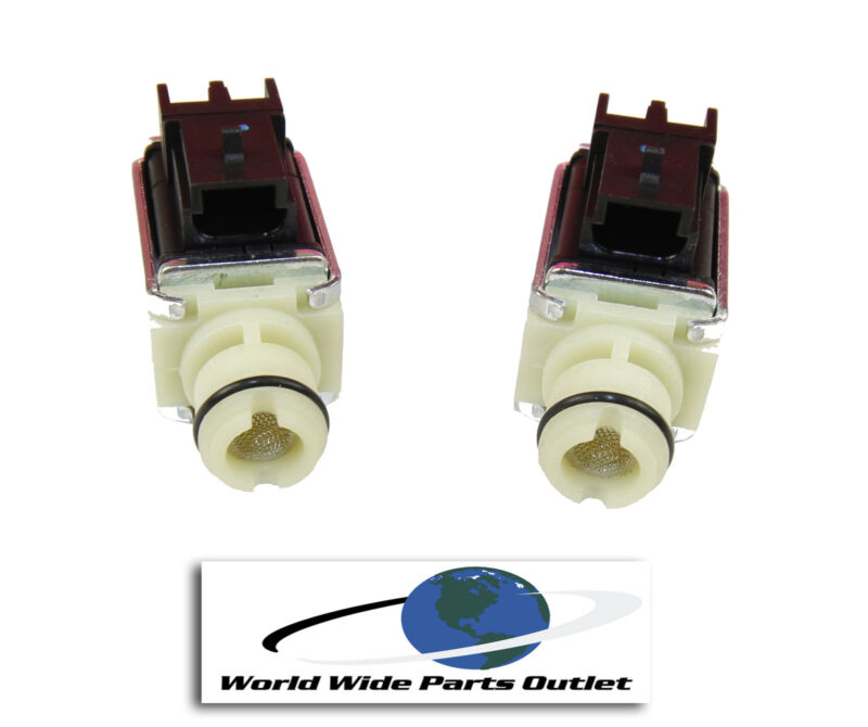 4L60E Shift Solenoids 1-2, 2-3 A & B Shift 93-up GM 4L60E, 4L65E, 4L70E