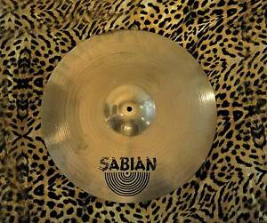 Sabian AA 19in Rock Crash [CR 0462] Doncaster East Manningham Area Preview