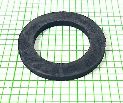 Pkg24 1 X 18 Thick Rubber Water Meter Gasket Washer For 1 Size Meter