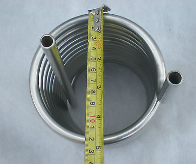 Stainless Coil Hot Water Or Multi-use Flexible B12689.1 5002963