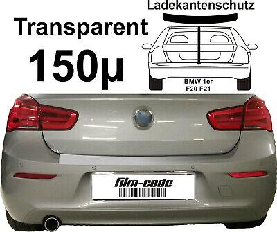 Lackschutzfolie Ladekantenschutz für BMW 1er F20 F21 F  20 F 21 transparent