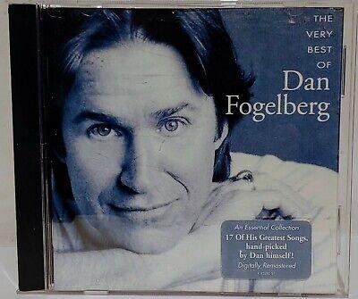 Dan Fogelberg : The Very Best Of Dan Fogelberg CD  NICE