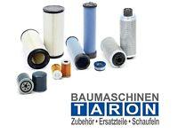 Filter Set Kraftstofffilter Luftfilter Hydraulikfilter Ölfilter fü Yanmar B 37-V