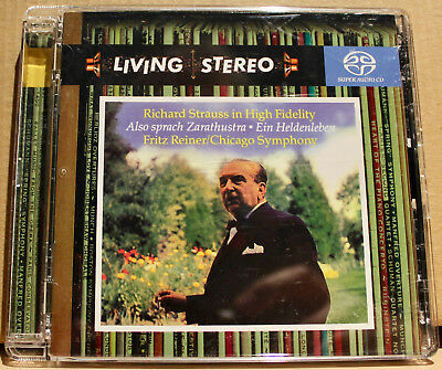 RCA SACD: Richard Strauss Also sprach Zarathustra; Ein Heldenleben - REINER 2004