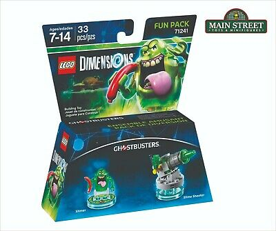 LEGO Dimensions Fun Pack Slimer 71241 NEW