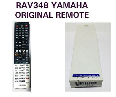 Yamaha RAV348L Original Remote control WT92840 RAV348 UK STOCK RAV348