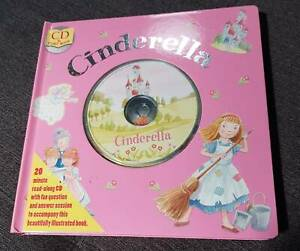 Cinderella CD Book Sandstone Point Caboolture Area Preview