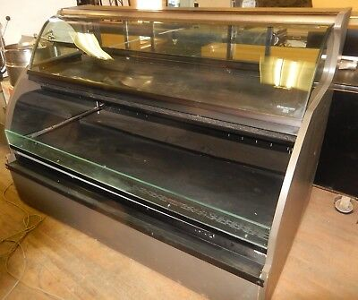 Refrigerated Deli Case By Encore Dual Zone Excellent Condition