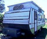 Retro Viscount Regent ultra lite pop top caravan Kyabram Campaspe Area Preview