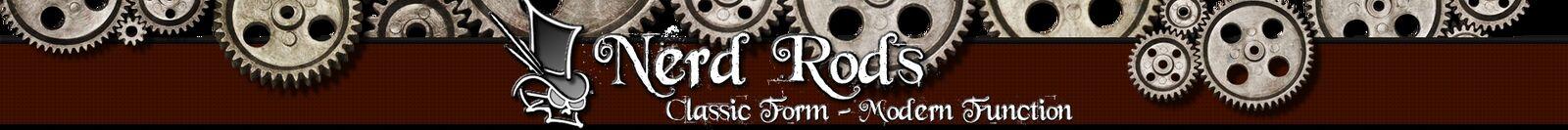 Nerd Rods DIY Kit Frames