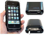 Pile rechargeable  Mophie juice pack air Iphone 3g