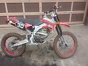 "MotoCross Nordik Motors 250cc ""Nego"""