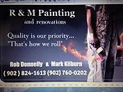 R & M PAINTING and renovations