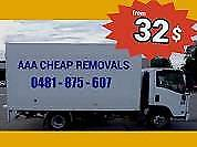QUICK REMOVALIST Sydney Wide - Discounted Rates !