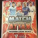 Match Attax 12 13 Base Cards