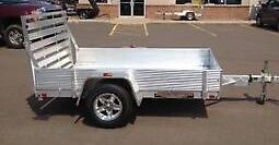 Wanted -  galavanized or aluminum  trailer