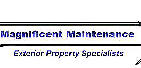 Exterior Property Cleaning Sales/Service