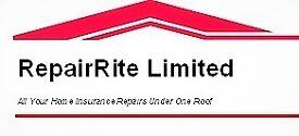 RepairRite Urgently Need Multi-Trades, Carpenters, Tilers & Decorators/Paper Hangers