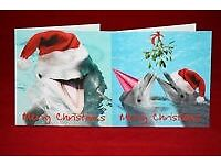 LOTS OF LOVELY CHRISTMAS CARDS WITH WHITE ENVELOPES. ONLY £3 PER PACK