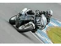 CBR600FX Track bike