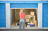 Outdoor Commercial Storage in Central South Edmonton