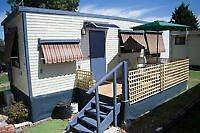 Cabin relocatable with wheels easy to move Williamstown Hobsons Bay Area Preview