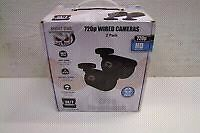 NEW Night Owl add-on 2 pack 720p HD wired bullet cameras Cornwall Ontario image 1