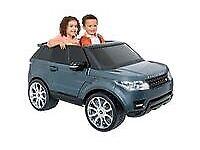 Range Rover ride on 12v