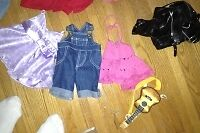 Collection of Build A Bear clothes for sale London Ontario image 5