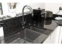 GRANITE KITCHEN WORKTOPS, MARBLE VANITY TOPS AND ALERATIONS TO EXISTING GRANITE
