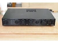 AUDIOLAB 8000A INTEGRATED AMPLIFIER + NAD CD PLAYER + (FREE NAD CASSETTE PLAYER)