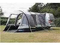 Kampa Travel Pod Midi Air 2016 Drive Away Caravan /Campervan Awning