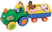 Old Macdonald Tractor