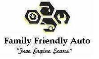 Family Friendly Auto $49.99/Hr Shop Rates (5 Star Rating)