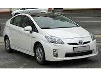 PCO CAR HIRE TOYOTA PRIUS/PLUS HONDA INSIGHT HYBRID -SPECIAL OFFER 1ST WEEK FREE -MINIMUM DEPOSIT