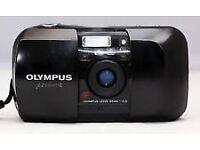 Olympus camera mju 1 (film - not digital)