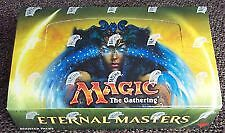 MTG ETERNAL MASTERS BOOSTER BOXES Footscray Maribyrnong Area Preview