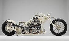 Chopper Motorcycle Ebay