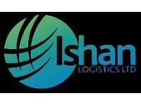 Self Employed Delivery Drivers Urgently Required for a Full time Position in Southampton