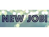 5 New staff members required for our Norwich office (£7.20 starting wage)