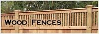Wood Fence & Wood Retaining Wall Specialist Right Here Canmore
