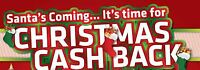 UP TO $2500 XMAS CASH BACK 100% AUTO LOAN APPROVALS