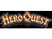 Hero Quest Vintage Board Game
