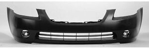 NISSAN ATLIMA FRONT BUMPER COVER