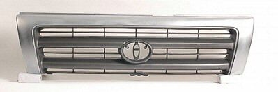 97-00 Tacoma 2WD 4WD W/ PreRunner NEW Front Grille Assembly CHROME TO1200213 2wd Chrome Grille