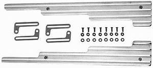 Polished-aluminum-ball-milled-spark-plug-wire-loom-set-ford-chevy-up-9-5-wires