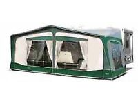 BRADCOT CLASSIC 840 AWNING WITH EASY SYSTEM ALLOY POLES