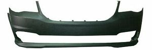 NEW 2011-2015 DODGE CARAVAN FRONT BUMPERS