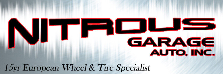 Nitrous Garage Wheels and Tires